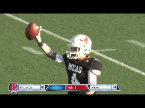 MEAD UPSETS PALISADE IN 3A QUARTERS - EXTENDED HIGHLIGHTS