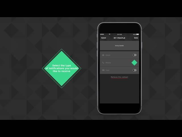 Emporio Armani Connected - Hybrid Smartwatch - Notifications