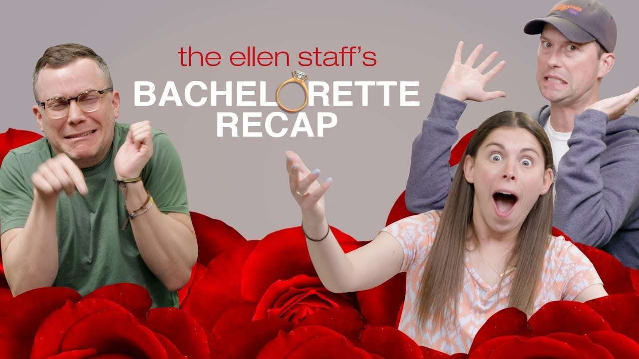 Ellen's Staff Reveals Dirty Secrets on Week 4 of 'The Bachelorette'!