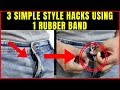3 Simple Style Hacks EVERY Guy Should Know | Mens Style Tricks