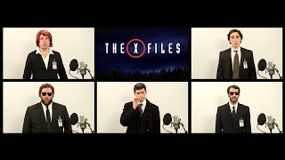 THE X-FILES THEME ACAPELLA