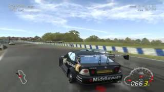Toca Race Driver/Pro Race Driver (Full Season gameplay)[TOCA Tour] #1