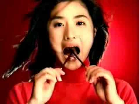 Pocky TV Commercial