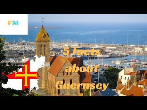 5 Facts about Guernsey