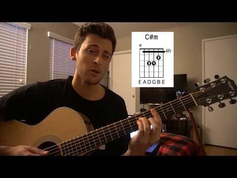 Machine // Imagine Dragons // Beginner Guitar Lesson // Chords