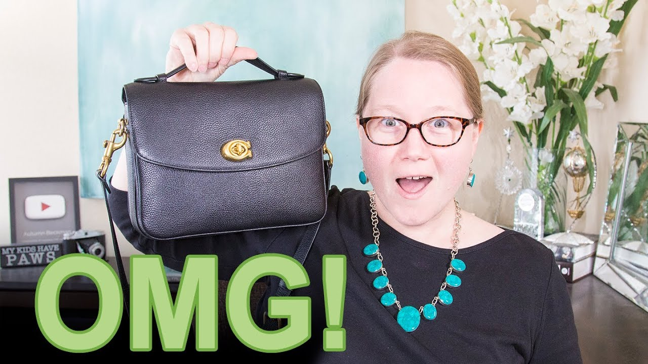 AMAZING Louis Vuitton Pochette Metis Inspired Bag || Coach Cassie Crossbody  || Autumn Beckman