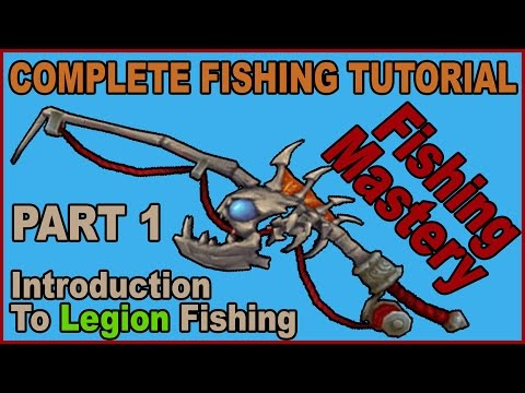 Fishing Mastery - PART 1 - Introduction To Complete Fishing Guide / Tutorial