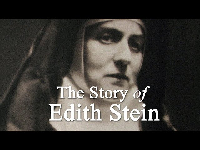 Jewish Female Philosopher Becomes a Carmelite Nun - The Story of St Edith Stein