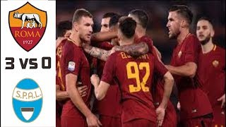 Download Video SPAL vs AS Roma 0 3 All Goals & Highlights Serie A MP3 3GP MP4