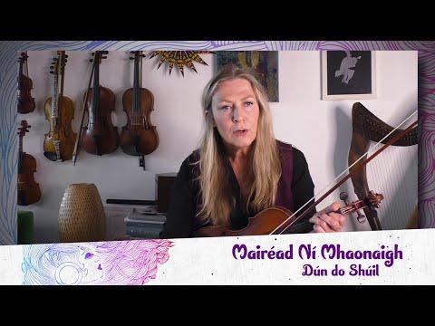 Mairéad Ní Mhaonaigh - Dún Do Shúil  Meitheal na mBan  TG4