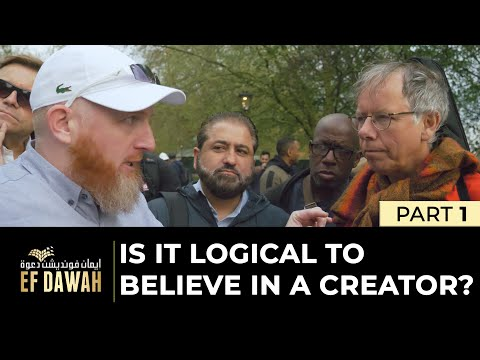 Is It Logical To Believe In A Creator? Pt1