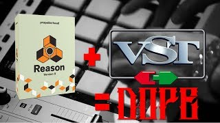 Download Lagu VSL - REASON 9.5 + VST PLUG-INs...... How to..... Plus other info. mp3