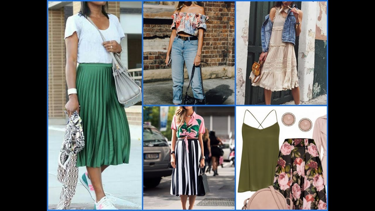 022280f25a65 25 Cute Summer Outfits Ideas To Try In 2018 - YouTube