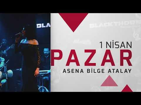 Asena Bilge Atalay Sahnesi - BLACKTHORNPERFORMANCE