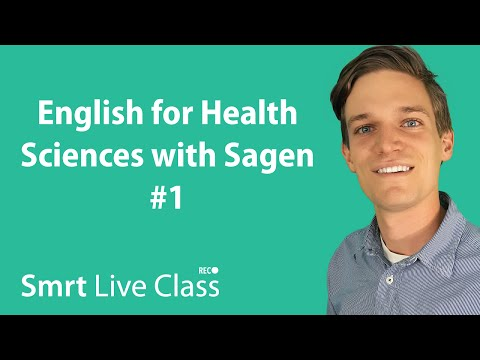 English for Health Sciences with Sagen #1