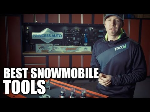 Best Snowmobile Tools For Your Shop