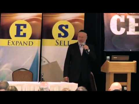 Rabbi Daniel Lapin: God's Portal to Partnership and Prosperity - The ...