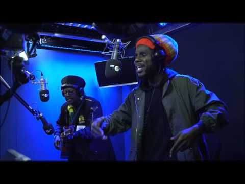 Chronixx ft Luciano | live Acustic Style
