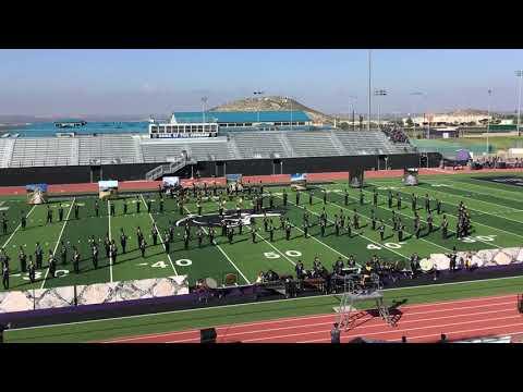 Eastwood High School Band 2019