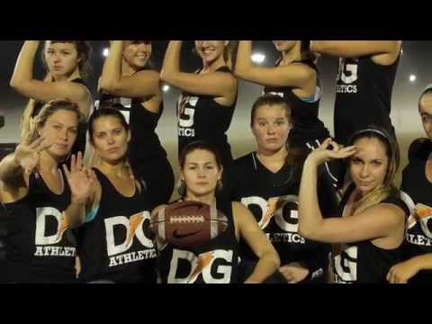 Michelle Roque, The Sorority Girl With Electrifying Football Moves, Has A New Highlight Reel