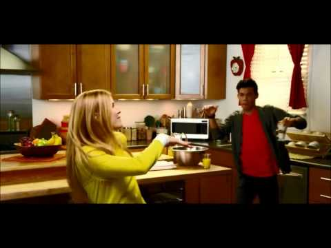 Roshon Fegan And Caroline Sunshine
