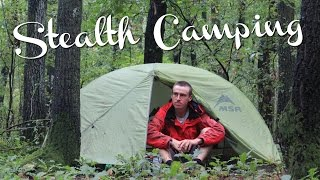 How To Stealth Cąmp - The 50 Best Stealth Camping Secrets