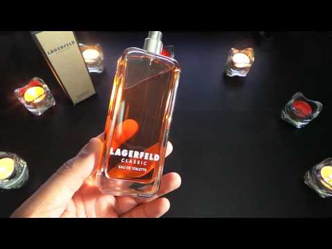 Lagerfeld Classic By Karl Lagerfeld Unboxing