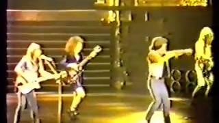 AC/DC - Live Isstadion, Stockholm, Sweden (March 25 - 1988) Video Concert