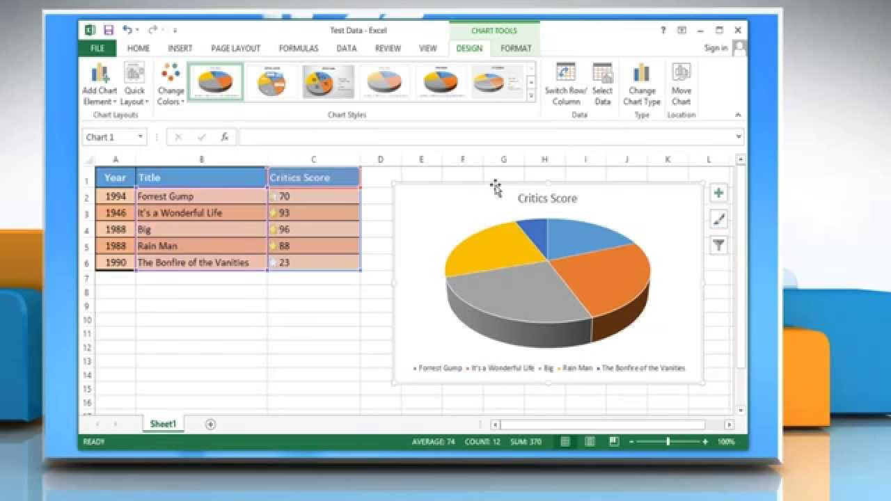 Make a pie chart in excel 2013 on windows 8 youtube make a pie chart in excel 2013 on windows 8 ccuart