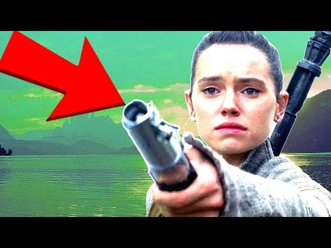 The Hero's Journey Of Rey (The Force Awakens)