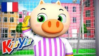 Ce Petit Cochon | Comptines et Chansons Pour Bébé | Dessin Animé | KiiYii En Français