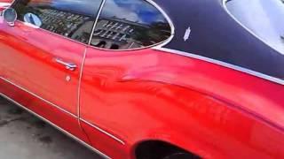 1968 an a 1971 Oldsmobile cutlass s