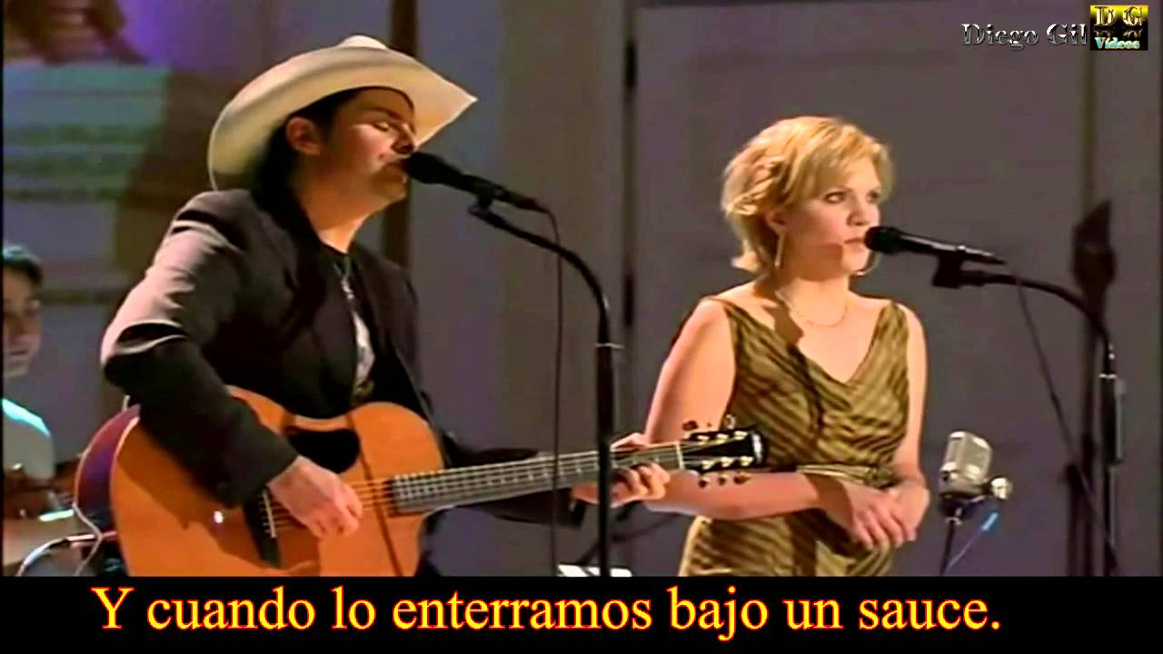 Image result for brad paisley and alison krauss