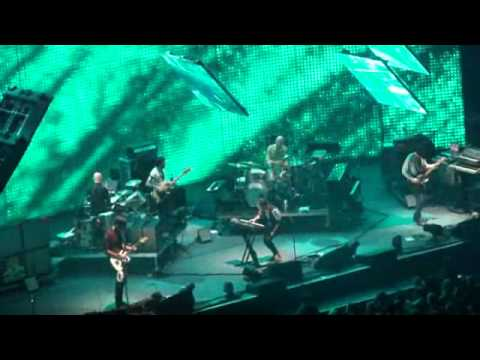 "RADIOHEAD ""IDENTIKIT"" NEW SONG Live from Tampa Bay Times Forum 2-29-2012"