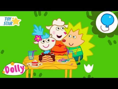Dolly and friends Funny Cartoon For Kids | Season 3 | Full Compilation #22 Full HD
