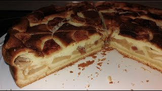 Bratapfel-Kuchen | Weihnachtsbäckerei