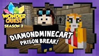 wonder quest season 2 ep 8 stampy s minecraft show   stampylonghead dantdm