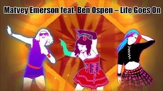 Скачать matvey emerson feat ben ospen life goes on fanmade mashup.