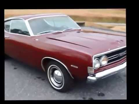 1968 Ford Torino GT 390 Project Car - FOR SALE