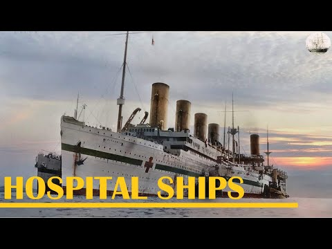 A (Very) Brief Guide to Hospital Ships