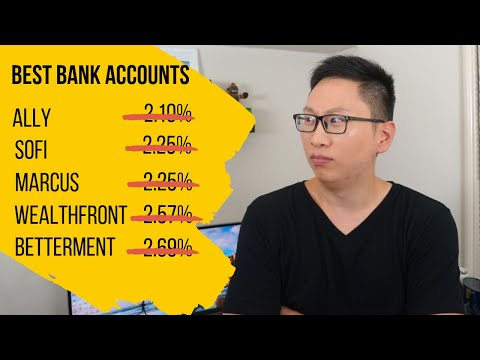 Best High-Yield Bank Accounts And Bonuses Aug 2019