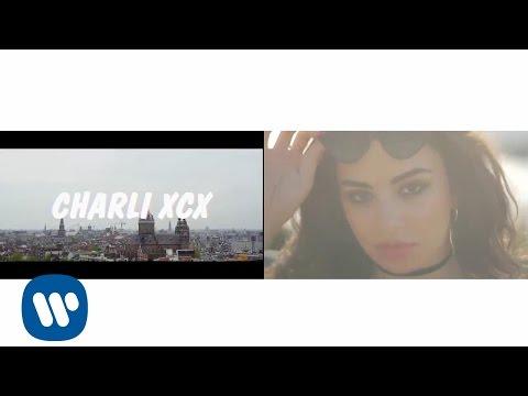 Charli XCX - Boom Clap (Official vs. Tokyo Version)   2 in 1 Video