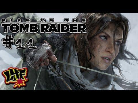 Let's Play Rise of the Tomb Raider #11 One-Woman-Army... Kommando Lara [German] [HD]