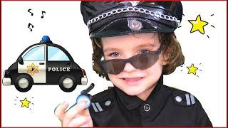 Police song by Makar-Kids Song