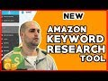 New Amazon Keyword Research Tool: Viral Launch's New Keyword Tool in 2018