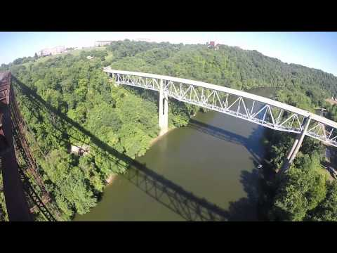 Download Youtube: youngs high bridge jump