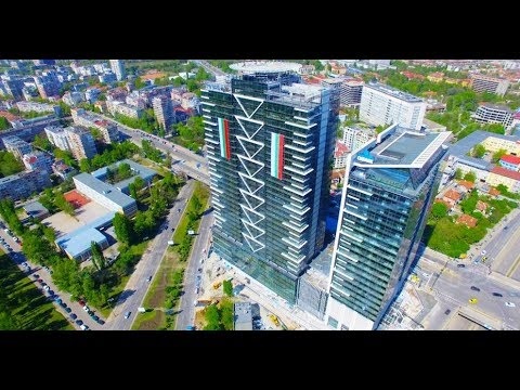 Luxury complex near the National Palace of Culture  Sofia Bu