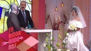 ¡Ángel dejó a Silvia plantada en el altar!