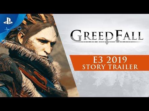 GreedFall пойдёт по стопам классических игр от BioWare