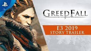 Greedfall - E3 2019 Story Trailer | PS4
